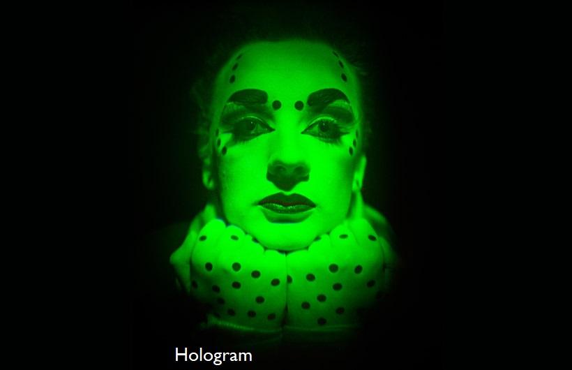 Boy George Hologram