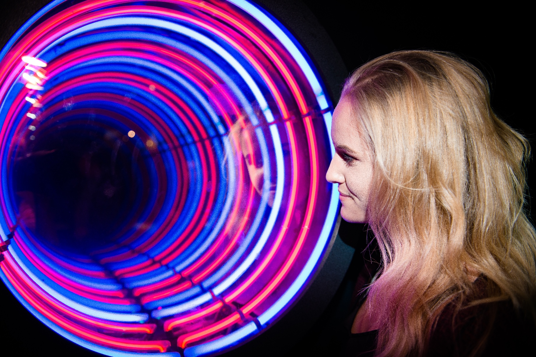 Infinity Tunnel, Magic Gallery, Camera Obscura & World of Illusions