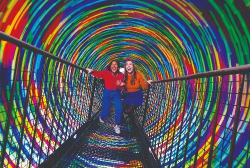 Vortex Tunnel Camera Obscura