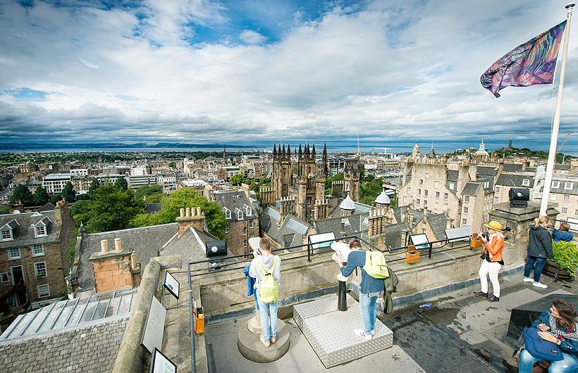 Roof Top Views