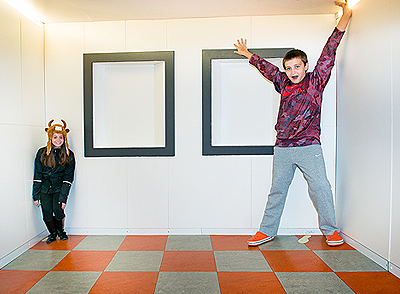 What's an Ames room anyway?