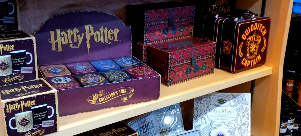 Gift Shop, Harry Potter, Camera Obscura & World of Illusions