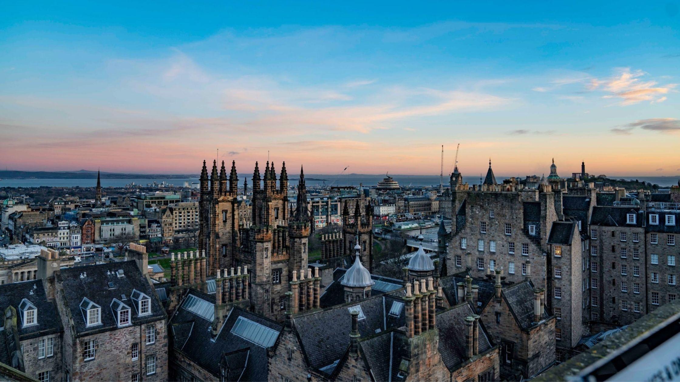 What's open in Edinburgh 2021